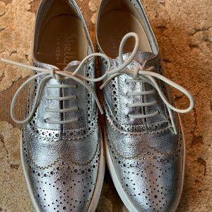 Shellys London Wingtip Oxford platform sneakers